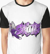 Saints Row Graffiti Graphic T-Shirt