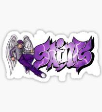 Saints Row Graffiti Sticker