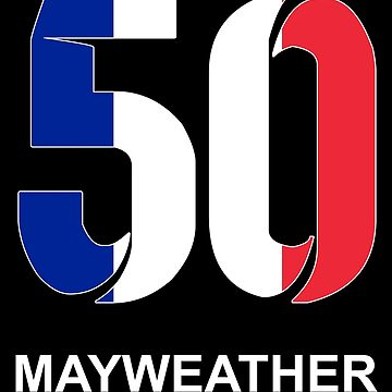 Mayweather 50 (FRANCE) by Apparellel