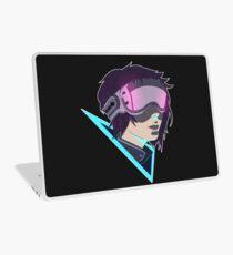 Futuristic Goggles Laptop Skin