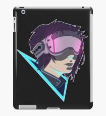 Futuristic Goggles iPad Case/Skin