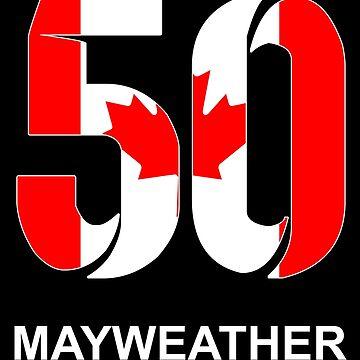 Mayweather 50 (CANADA) by Apparellel