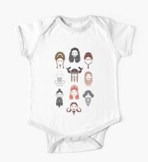 The Unwritten Lady Dwarves of Middle Earth One Piece - Short Sleeve