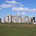 Stonehenge by CherylBee