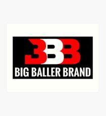 big baller brand Art Print