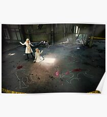Sins Of A Doppelganger - Wrath Poster