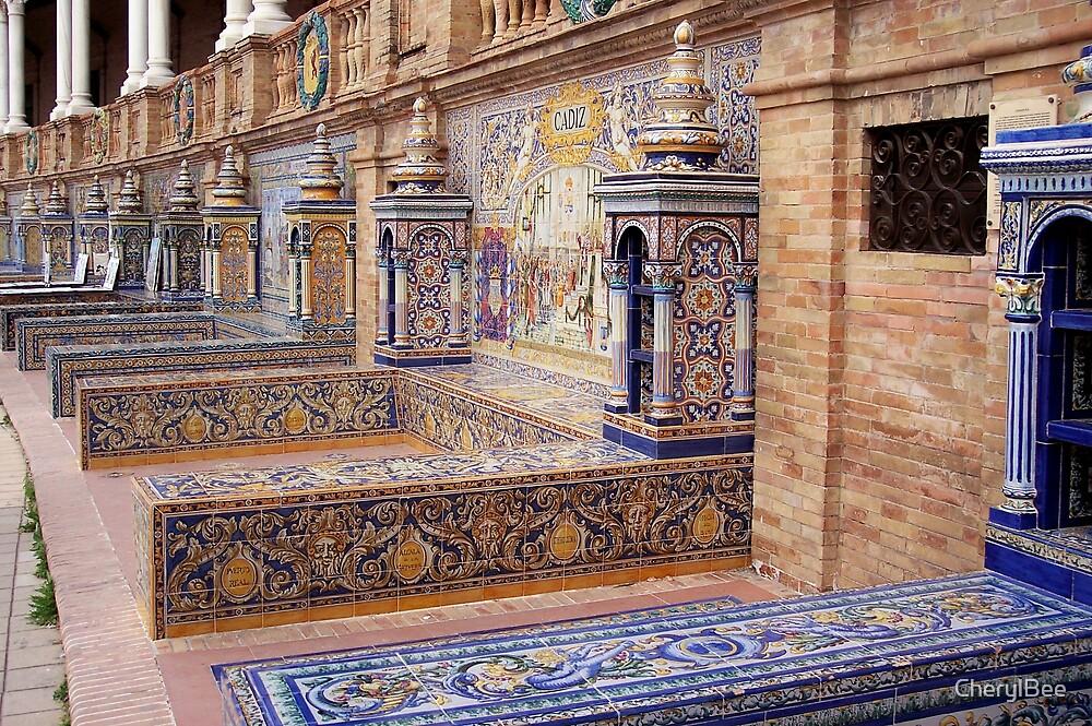 Plaza de Espana by CherylBee