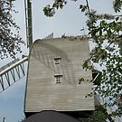 Finchingfield Post Mill by Susan E. King