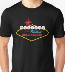 The Fabulous Gold Saucer T-Shirt