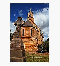 St Michael the Archangel Chapel #3 Photographic Print