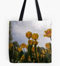 A bug's view Tote Bag