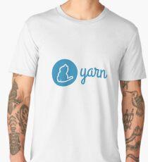 Yarn logo Men's Premium T-Shirt