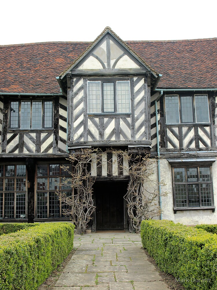 Blakesley Hall by Mark Durant