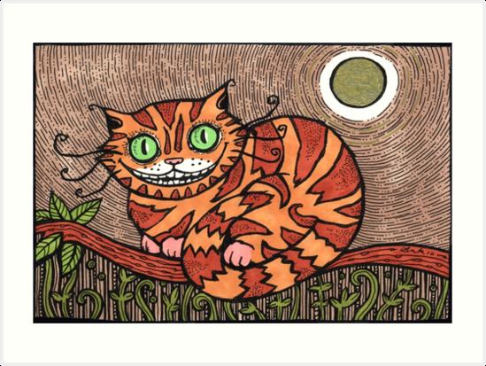 Cheshire by Anita Inverarity