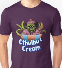 Cthulhu and Cream T-Shirt
