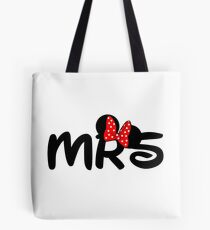 Mrs.Mouse Tote Bag