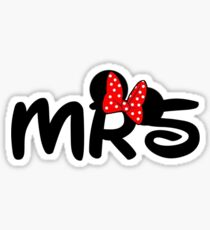 Mrs.Mouse Sticker