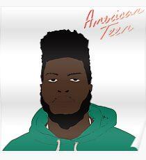 Khalid 3 American Teen Poster