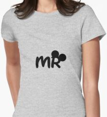 Mr.Mouse Womens Fitted T-Shirt