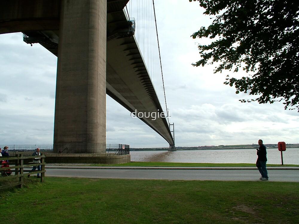 the humber bridge by dougie1