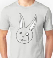 Crying Bunny Unisex T-Shirt