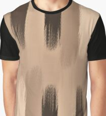 Painted Colorful Streaks 3 Graphic T-Shirt