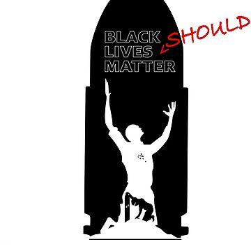 Black lives matter by moonmorph