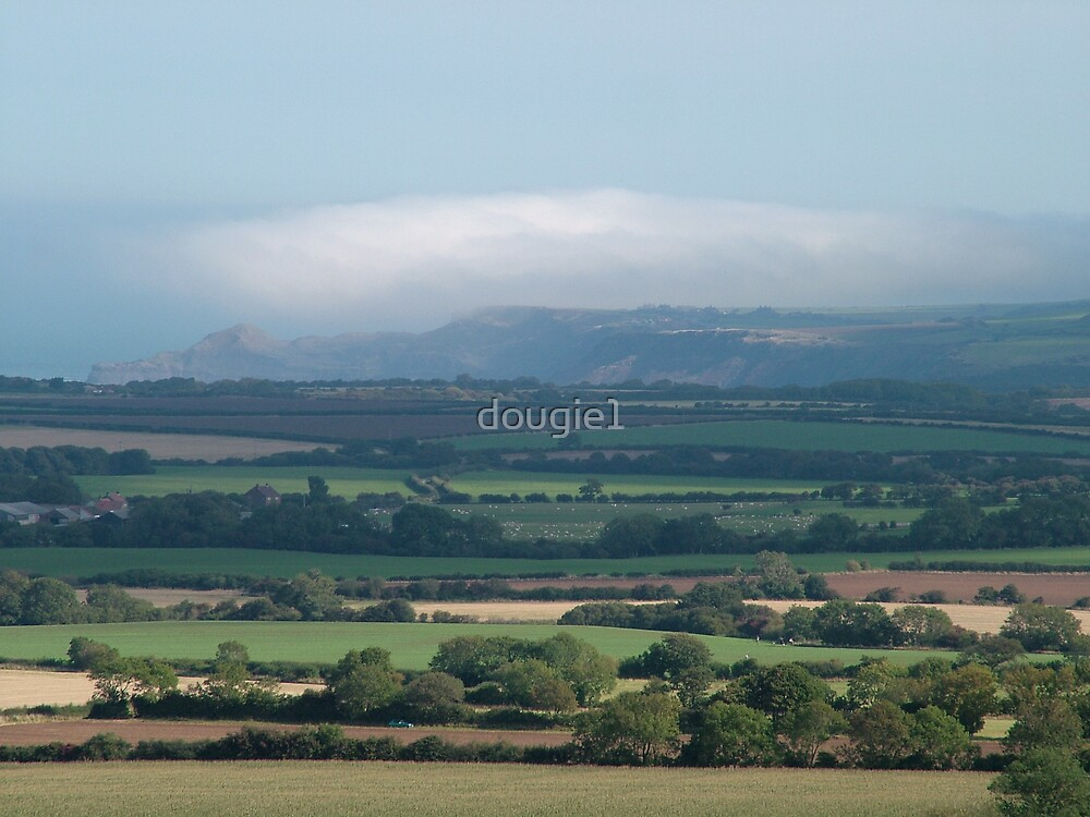 Moor to Coast, in a fog bank by dougie1