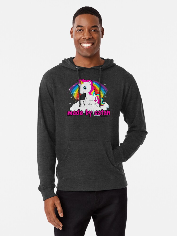 40177b9e Made By Satan Shirt - - Offensive Tshirts, Satanic Shirts, Funny Atheist  Shirt T