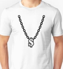 Necklace dollar T-Shirt