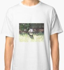 Terrier on the Run! Classic T-Shirt
