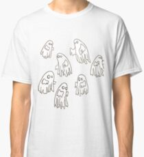 Spooky Ghosts Classic T-Shirt