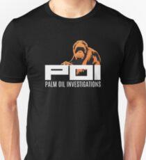 POI - Palm oil investigations logo orange Unisex T-Shirt