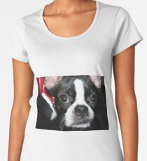 Boston Terrier Women's Premium T-Shirt