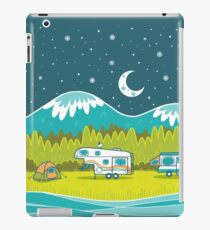Camp Out iPad Case/Skin