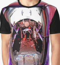 Driver's compartment. Graphic T-Shirt