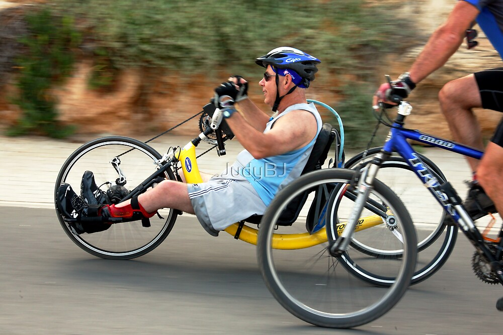 Sport for the disabled by JudyBJ