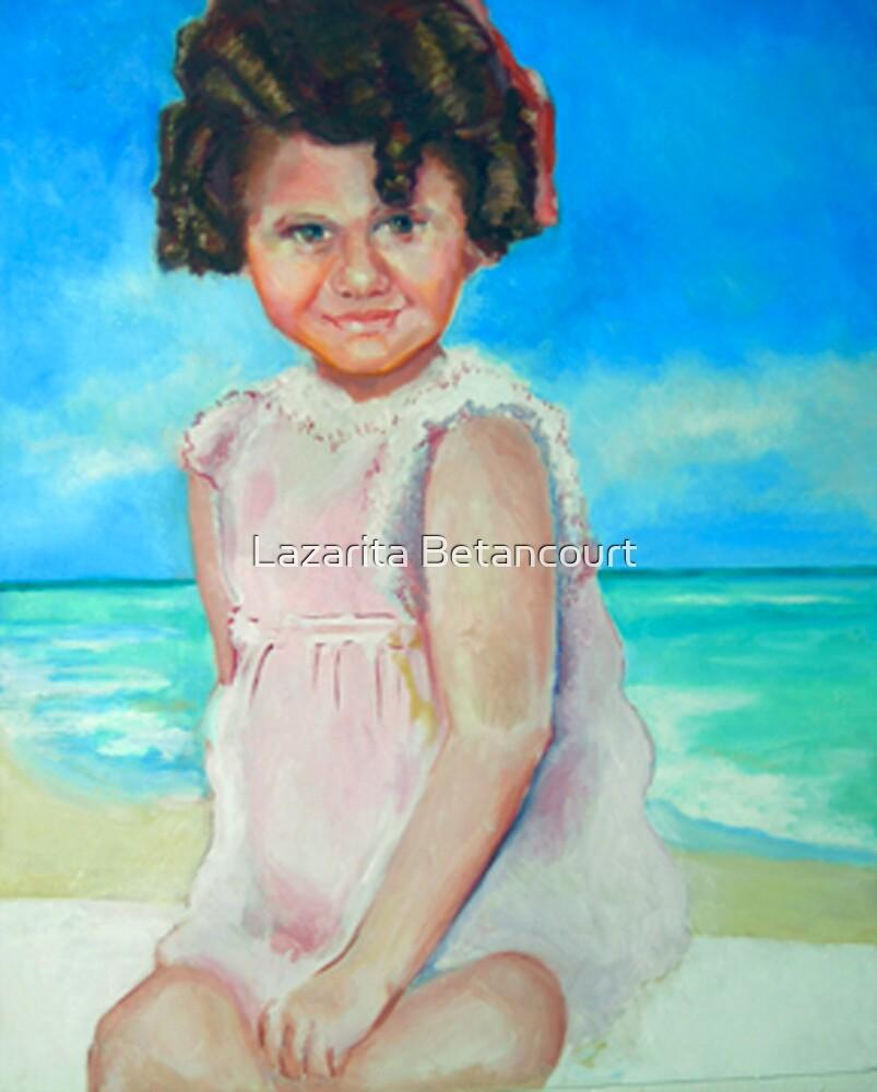Little Girl by Lazarita Betancourt