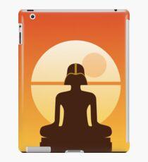 Darth Buddha iPad Case/Skin