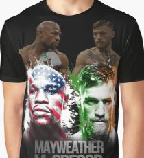 Time Money Fight Graphic T-Shirt