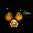 Tangelos by Scanart
