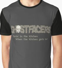 Ghostfacers Graphic T-Shirt