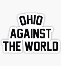 Ohio Against The World Merchandise Sticker