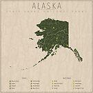 Alaska Parks by FinlayMcNevin