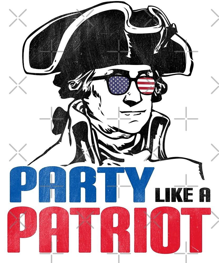 Party Like A Patriot | George Washington