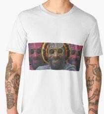 psychedelic snoop Men's Premium T-Shirt