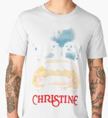 CHRISTINE Face Men's Premium T-Shirt