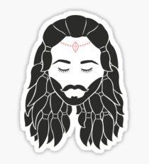Lady Dwarf: Hita Sticker