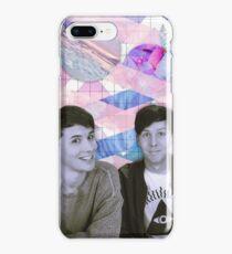Dan and Phil Tumblr Aesthetic iPhone 8 Plus Case