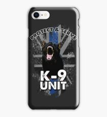 Protect & Serve: K-9 Unit – UK iPhone Case/Skin